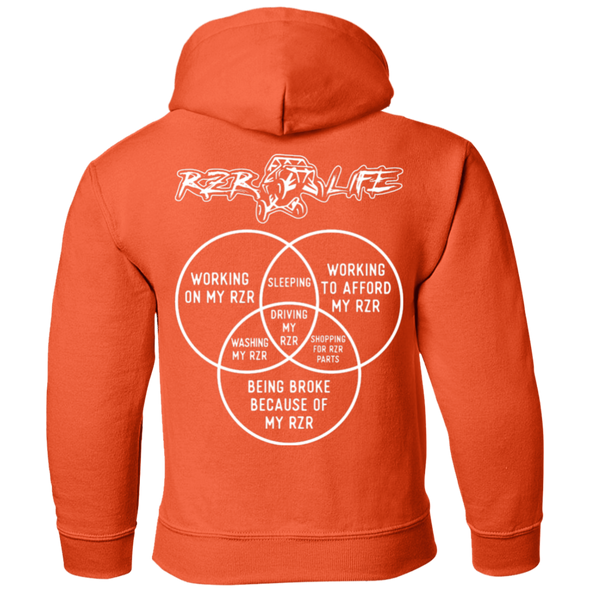TRL Youth Pullover Hoodie