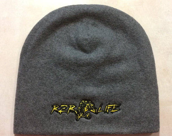 RZR LIFE Fleece Beanie - Lime Squeeze