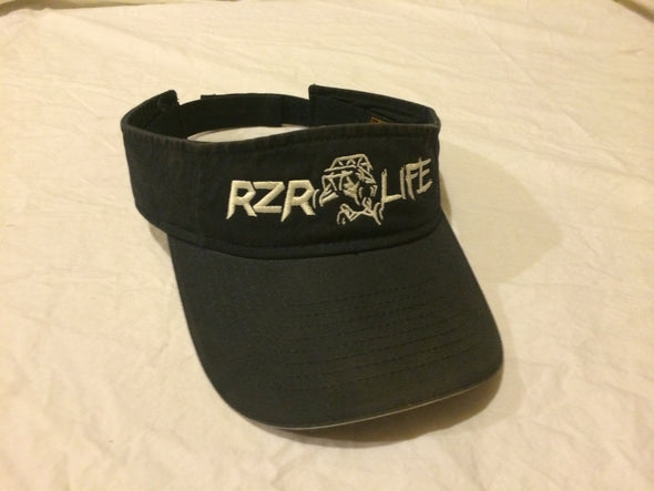 RZRLIFE Embroidered Visor