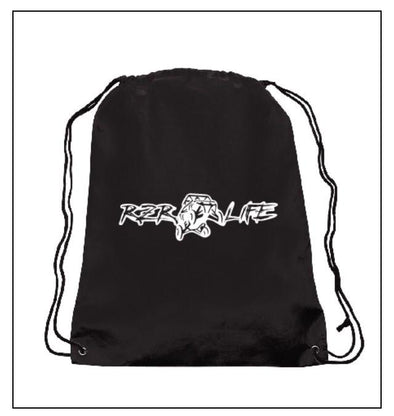 RZR LIFE Draw String Back Pack