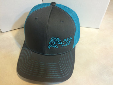 RZR LIFE Snap Back- Blue