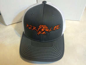 RZR LIFE Snap Back- Orange