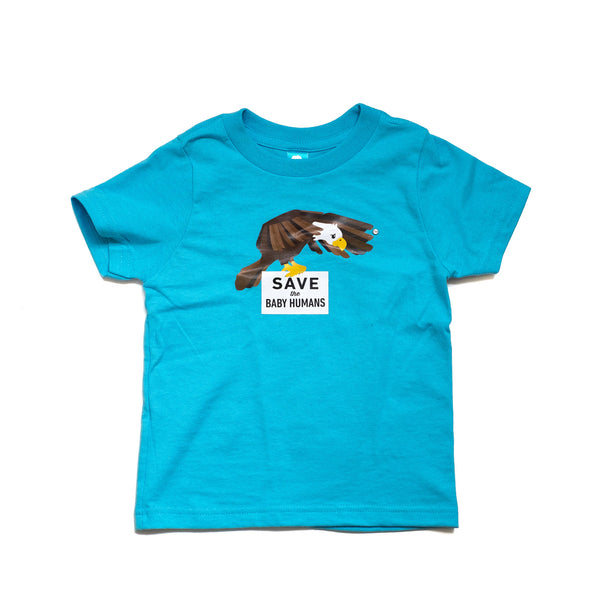 Toddler's Eagle Tee