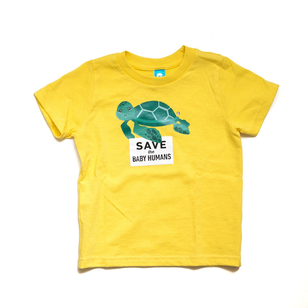 Toddler's Turtle Tee