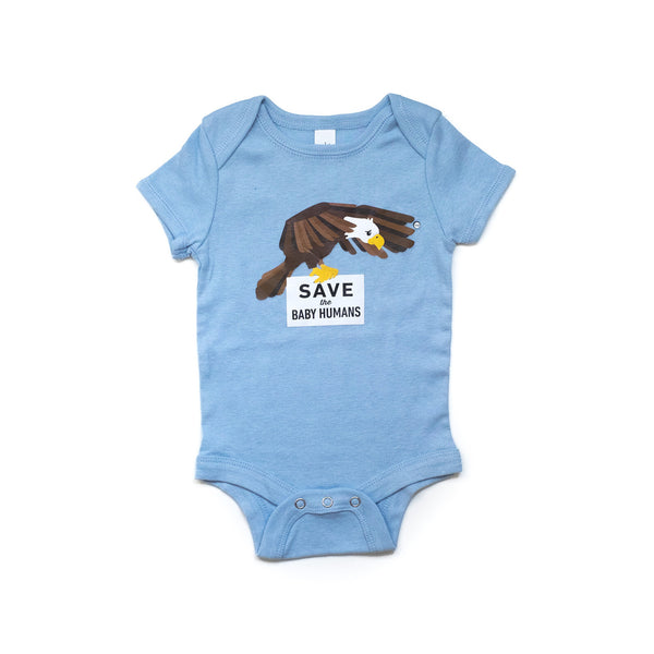 Baby's Eagle Bodysuit