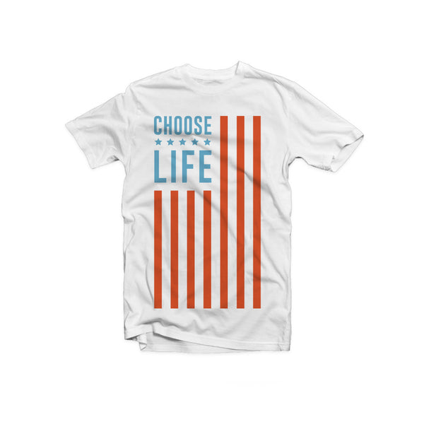 **Pre-Order Now** Choose Life Unisex T-Shirt