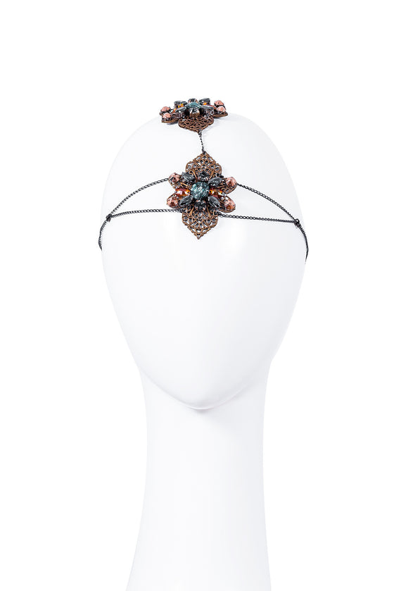 Capri Headpiece Chain