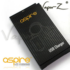 Aspire battery charger lead - VAPOR-Z