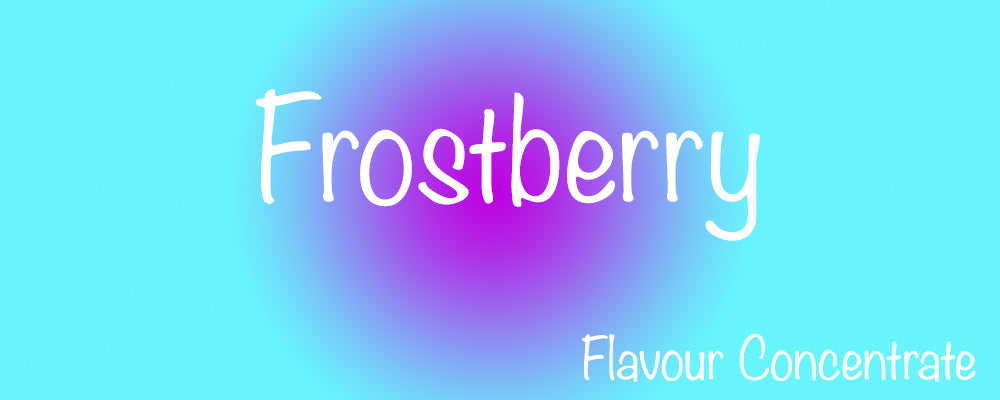 Frostberry Flavour concentrate 30ml
