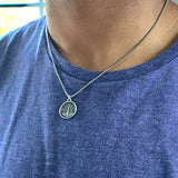 Bbeni tree of life necklace for men
