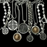 Bbeni silver necklaces and bracelets