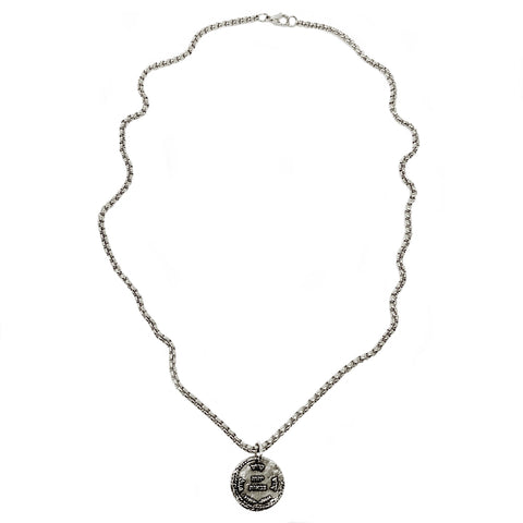 New! Holy, Holy, Holy Reversible Coin Necklace