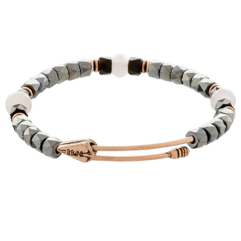 Compassion Beaded Bangle