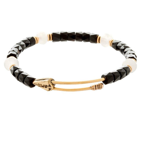 Conviction Beaded Bangle