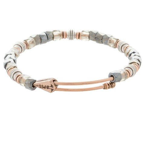 Forgiveness Beaded Bangle