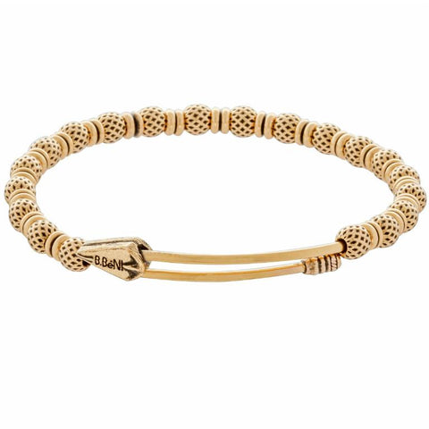 Glory Beaded  Bangle