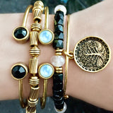 Honor Beaded Bangle & others