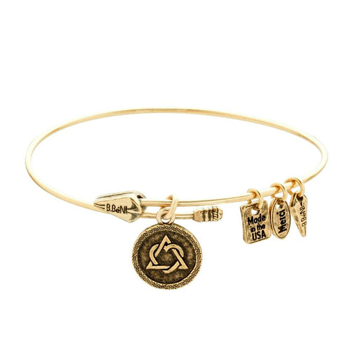 International Symbol of Adoption Bangle