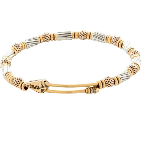 Omniscience Beaded Bangle