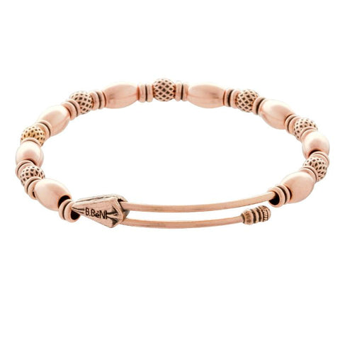 Purity Beaded Bangle