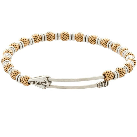 Truth Beaded Bangle
