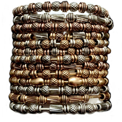 bbeni bracelets perles expandable beaded bangle bracelets