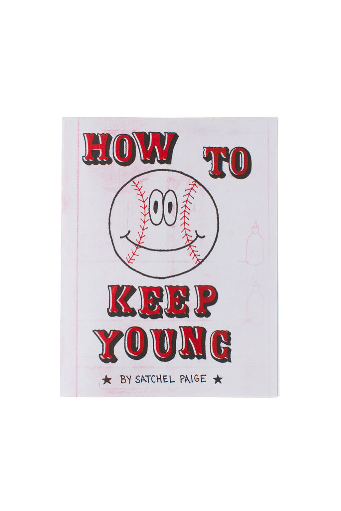 HOW TO KEEP YOUNG COMIC