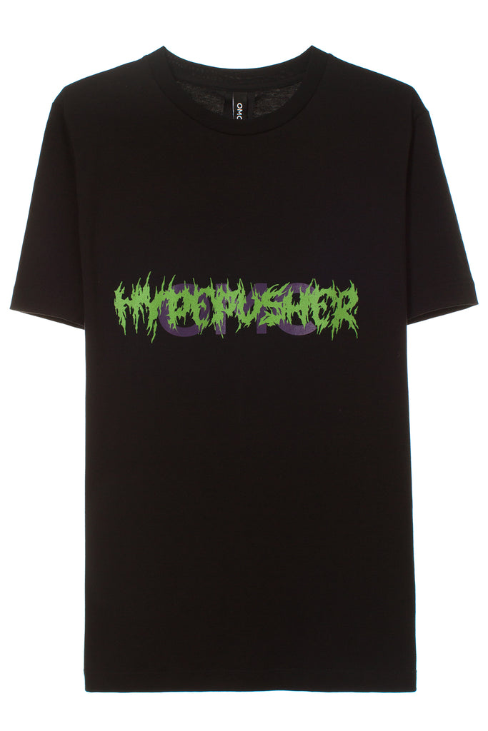 HYPE T-SHIRT | BLACK