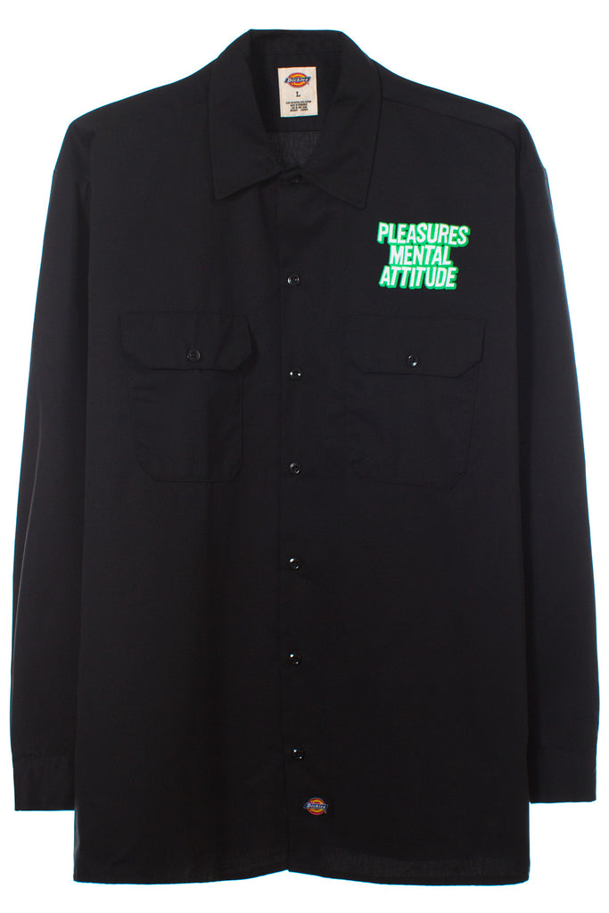 MENTAL ATTITUDE DICKIES SHIRT