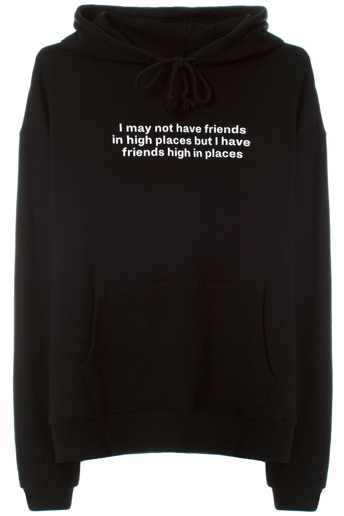 HIGH IN PLACES HOODIE