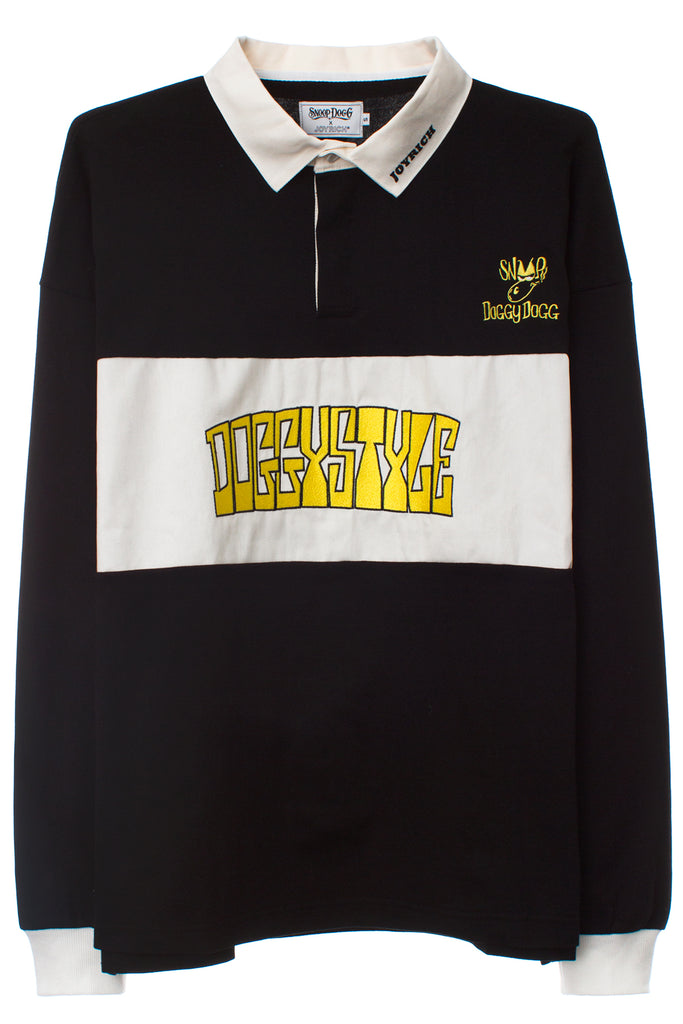 DOGGYSTYLE OVERSIZED RUGBY SHIRT