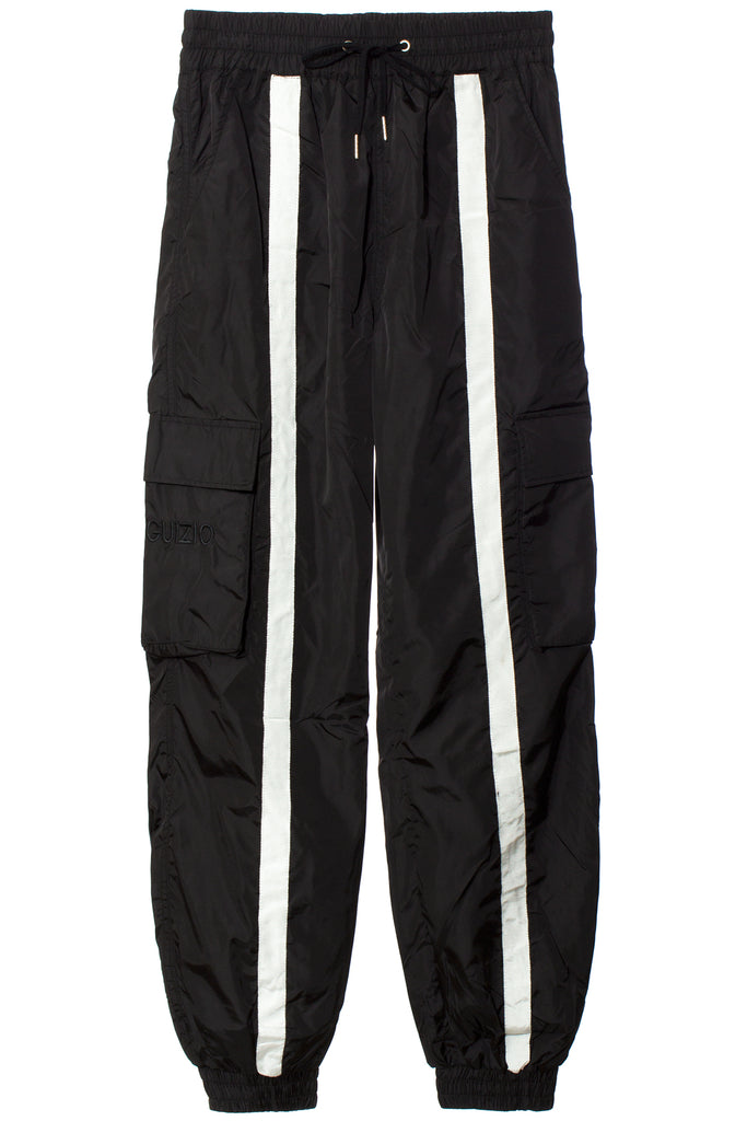 GUIZIO NYLON TRACKPANT