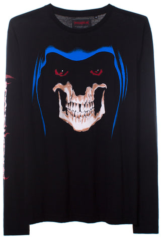 MESSENGER OF DEATH LONG SLEEVE T-SHIRT