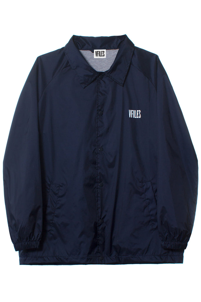 VFILES BASICS COACHES JACKET
