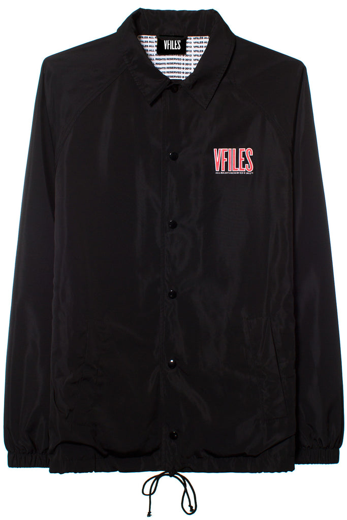 VFILES ALL RIGHTS RESERVED | COACHES JACKET