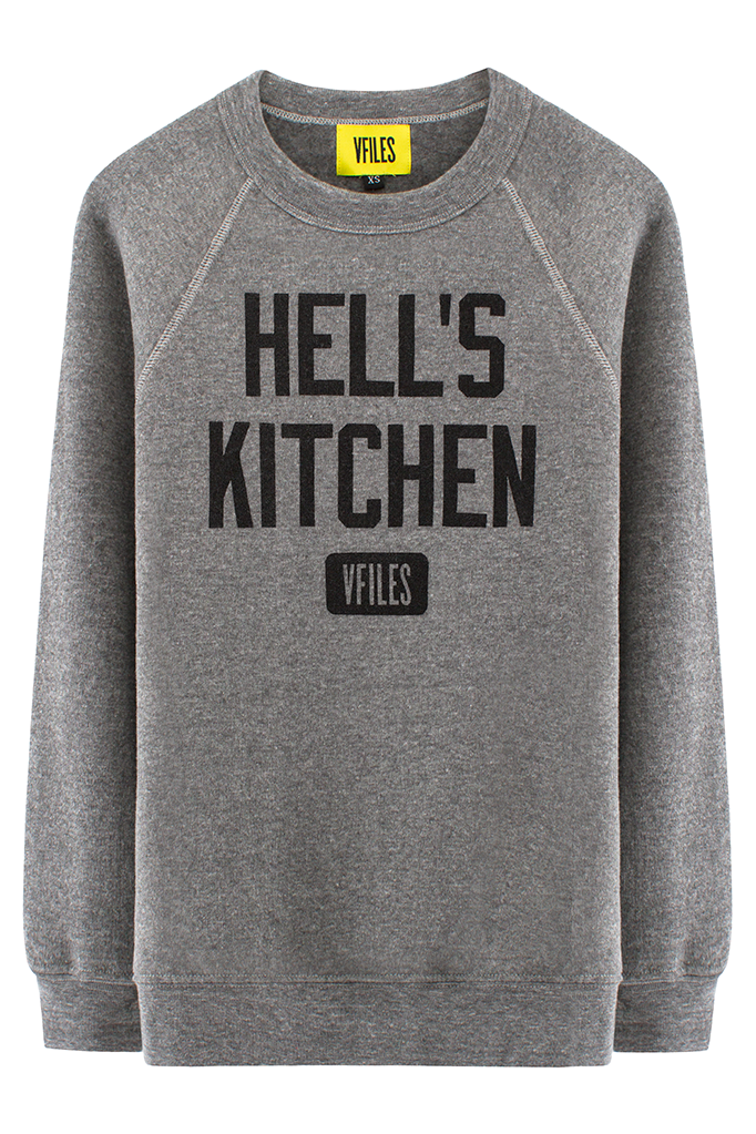 HELL'S KITCHEN CREWNECK