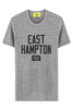 GREY EAST HAMPTON T-SHIRT