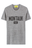 GREY MONTAUK T-SHIRT