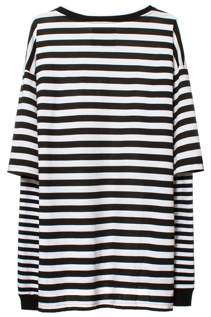 Oversized Stripes T-Shirt