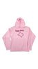 Light Pink Outline Hoodie