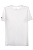 VFILES BASICS T-SHIRT | WHITE-GREEN