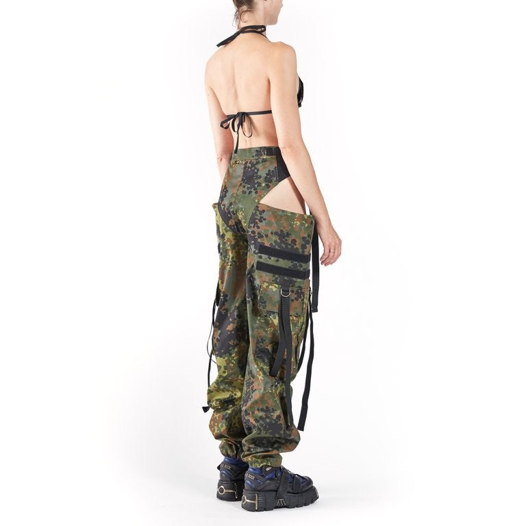 PANTY TROUSERS CAMO