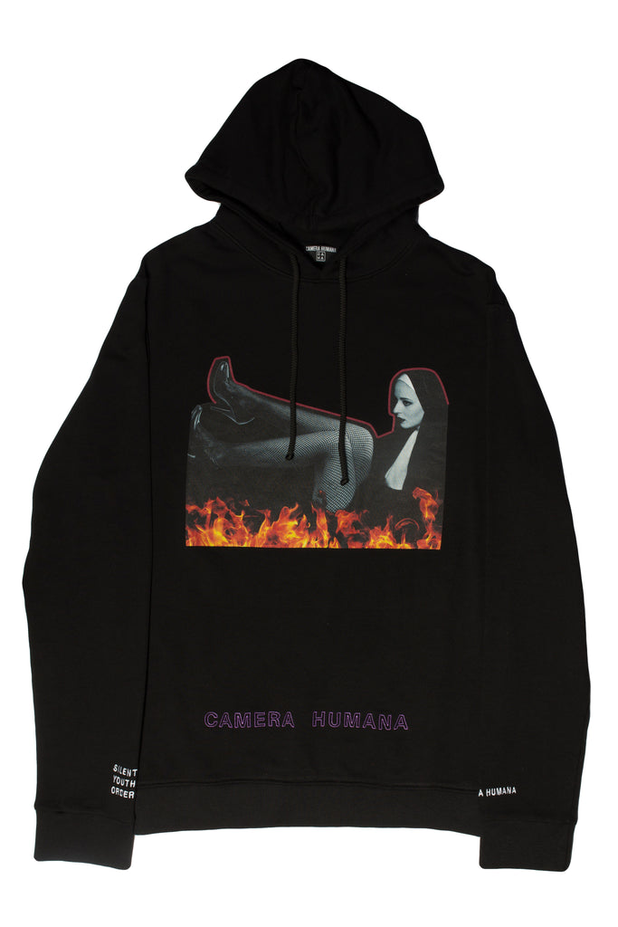 ROOTS IN HELL  HOODIE