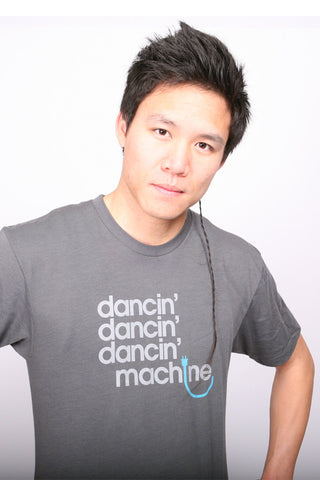 Dancin' Machine <br>Crew - Asphalt Gray