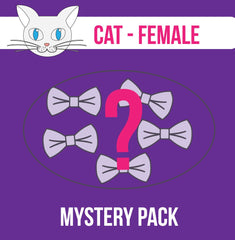 Cat Mystery Bow Pack - Female