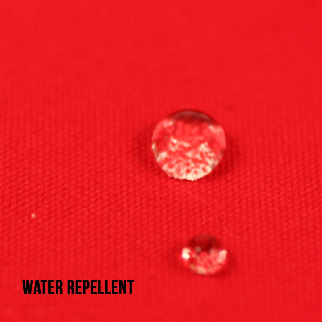 Dog Jacket Water-repellent and Lead Set : Red - Dharf - 6