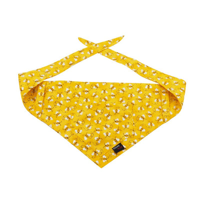 NEW Dog Bandana and Collar : BUMBLE BEE