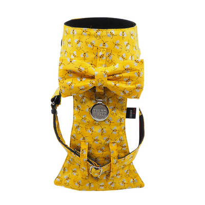 Cat Bow-tie Harness - Bumble Bee