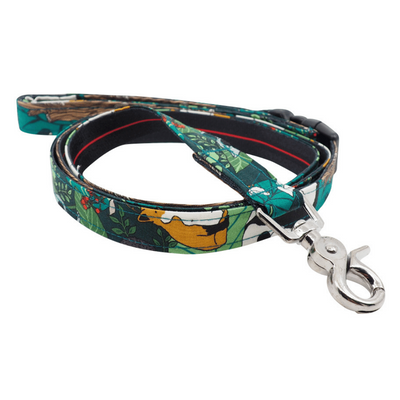 NEW Dog Leash : JUNGLE FEVER