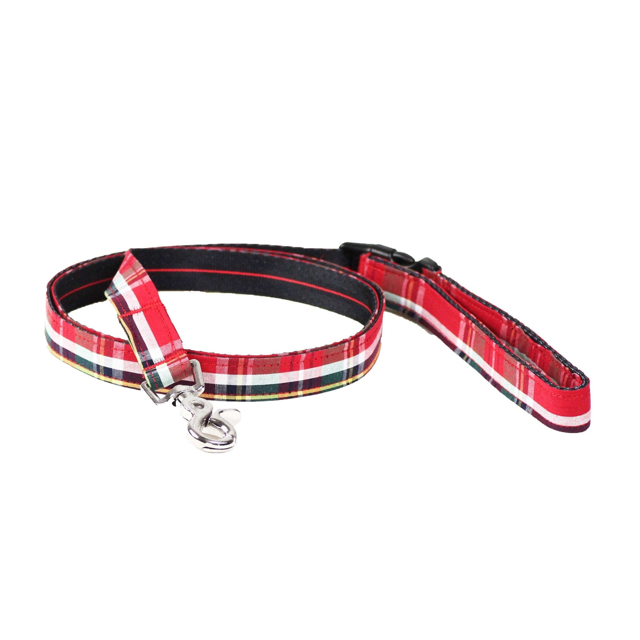 Copy of Dog Leash : Scottish Tartan - Dharf - 1